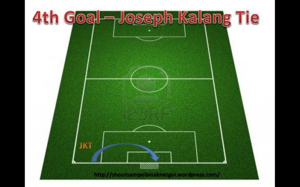 Antara goal tercantik musim 2013 tok