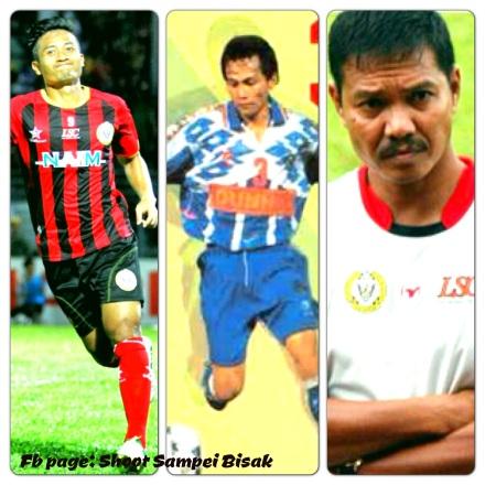 Bobby Gonzales, Ramos Sari, Shamsurin Abdul Rahman